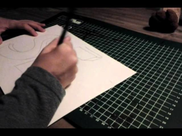 3D tekenen.