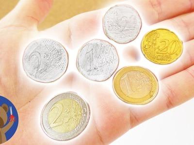 DIY jak si sami uděláte mince - jak vylepšit deskové hry