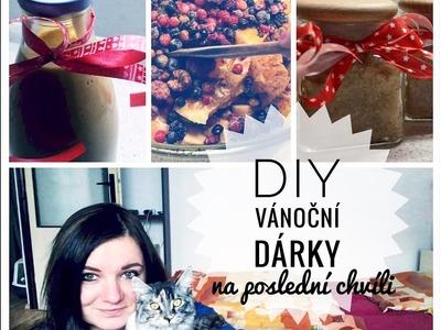 4 Jednoduché DIY dárky (Baileys, pečený čaj, pleťový scrub, oreo čokoláda)