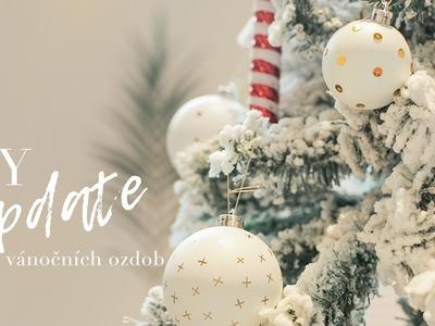 Update starých vánočních ozdob | WESTWING DIY