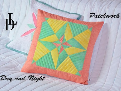 Patchwork Day and Night - Pravítka Patchwork