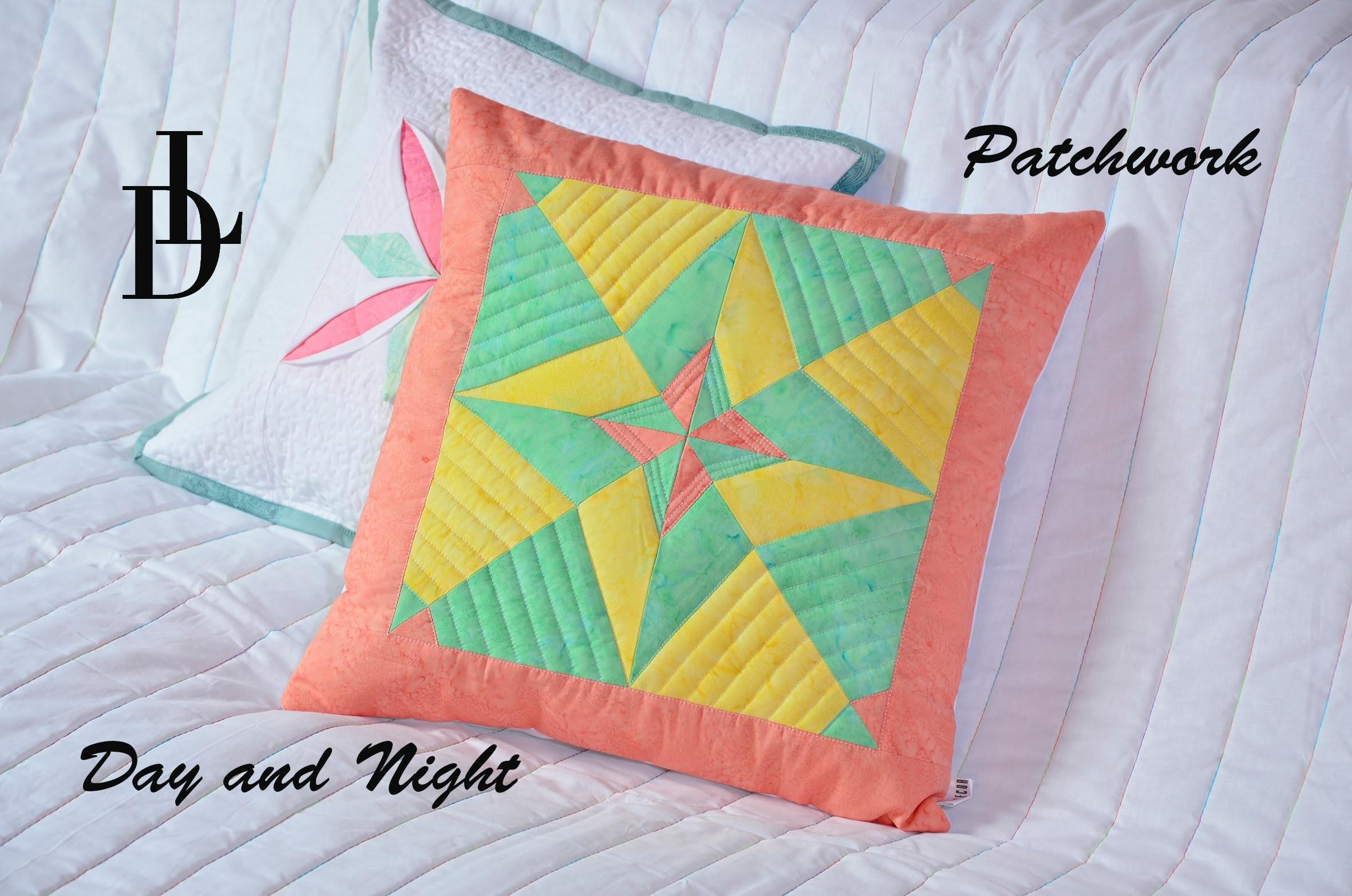 Patchwork Day and Night - Pravítka Patchwork