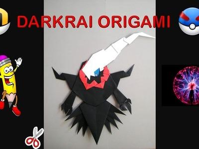 POKEMON GO DARKRAI ATAQUES EVOLUCION pokemon origami paso a paso step by step