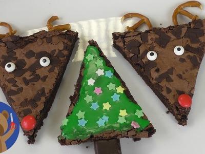 DIY vtipné dortíky se zimním motivem - super rychlá dekorace