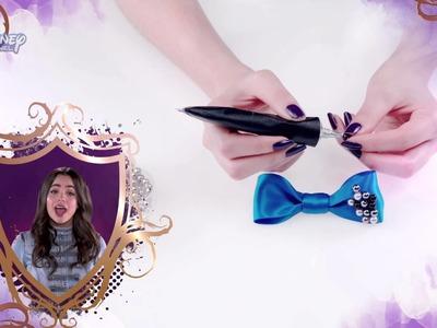 Následníci (Descendants): Doplňky - Motýlek do vlasů. Jen na Disney Channel!