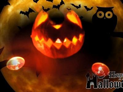 DIY - Halloweenská dýně