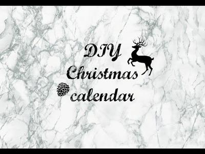 DIY 2 Adventní kalendáře