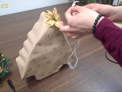 DIY Adventní kalendář - stromeček