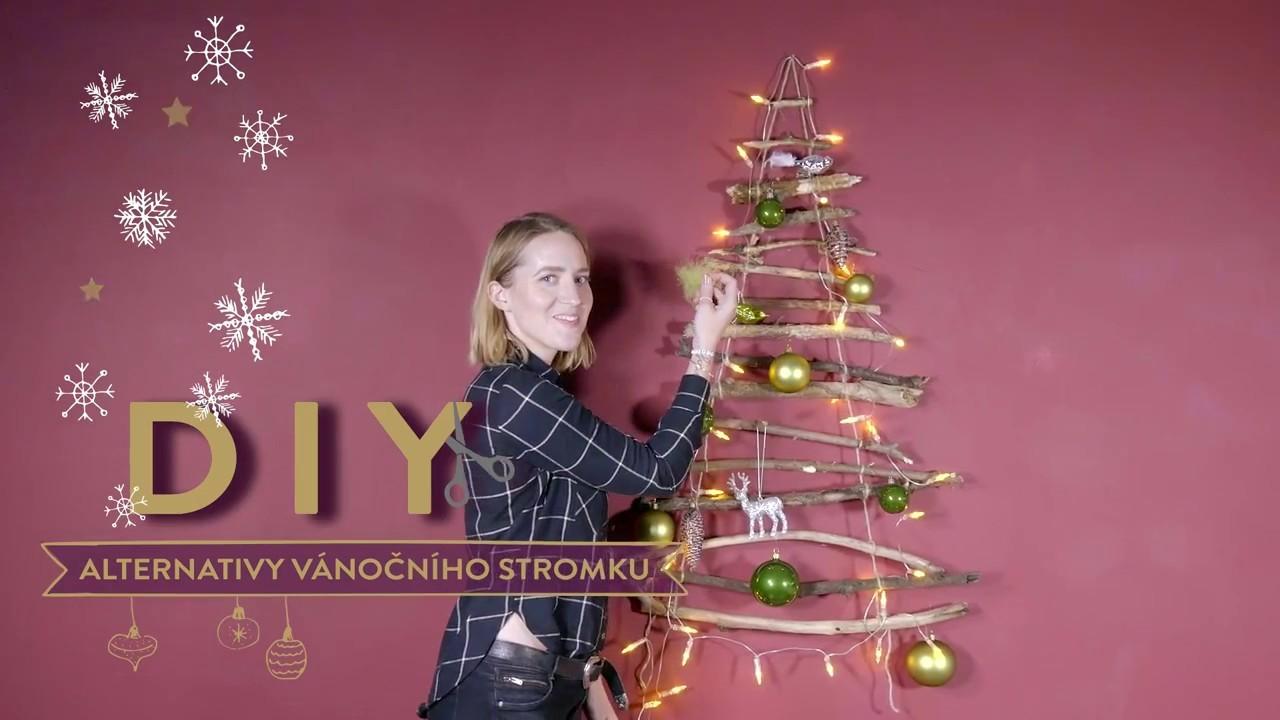 Alternativní vánoční stromky | WESTWING DIY