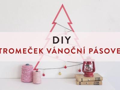 Stromeček vánoční pásovec | WESTWING DIY
