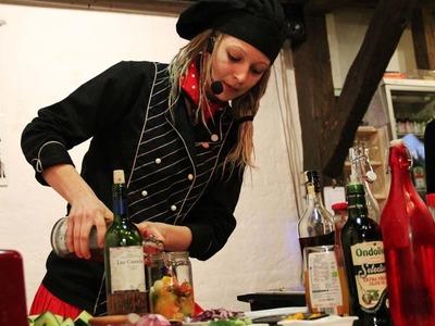 DIY workshop vaření - Španělská kuchyně (VeganFest 2016)