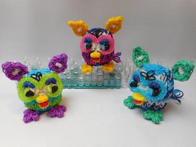 3D Furby Boom z gumiček
