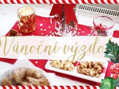 VÁNOCE s NotSoFunnyAny - Vánoční Výzdoba