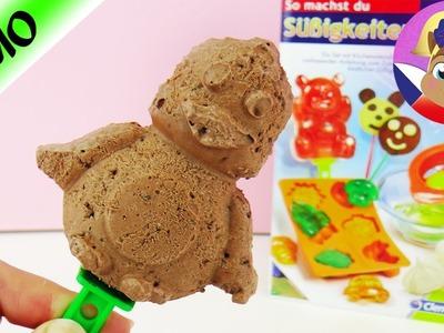 DIY Čokoládová zmrzlina | Zmrzlina Tučňák  | Ukázka