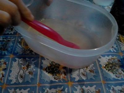 DIY želatinové mýdla.:-) :-)