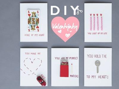Valentýnky vlastní výroby | WESTWING DIY