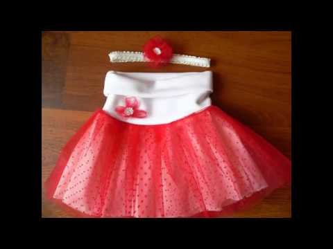 How to make nice tulle skirt.baby skirt.sewing of skirt for bigginers.jednoduchá sukně z tylu