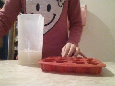 DIY: Želatina do vany nebo-li želatinové mýdlo
