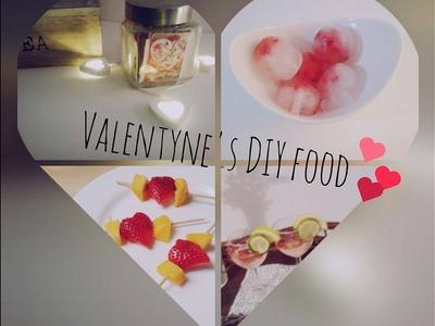 Valentine's DIY food | WittyAnies