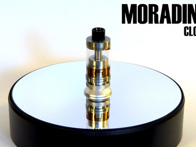 DIY Atomizer - CloudJoy Moradin 25 RTA - Review (CZ)