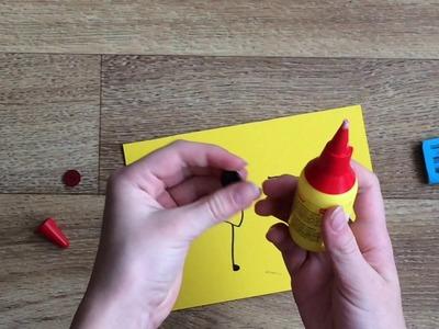 DIY Valentýnské přáníčko