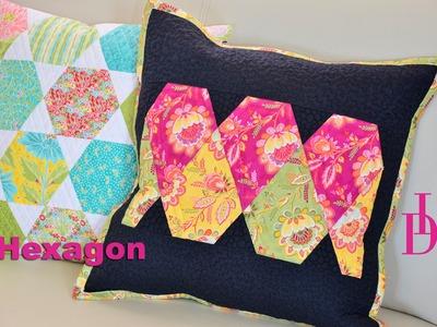 Patchwork Hexagon - Moderní patchwork