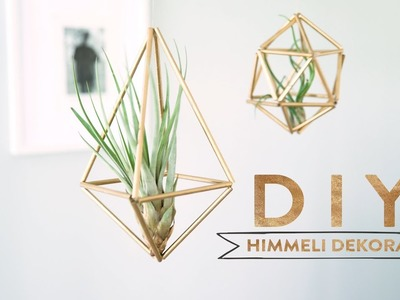 Himmeli dekorace | WESTWING DIY