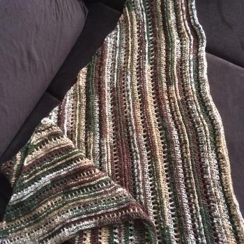 Zimní šátek